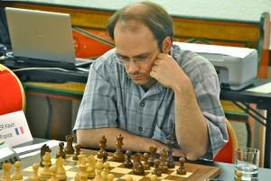 Kevin ROSER,  champion de France 1996 catégorie minines Maître international depuis 2009