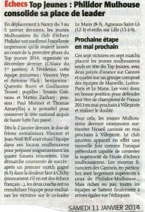 Article L'Alsace 11 janv 2014