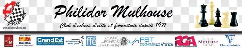 Bienvenue sur le site du Philidor Mulhouse – cercle d'échecs