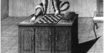 Joueur d'échecs Maelzel